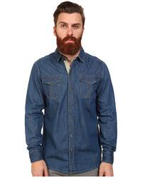 Mavi Jeans Indigo Shirt
