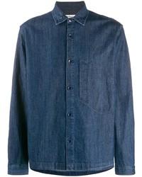 YMC Long Sleeved Denim Shirt