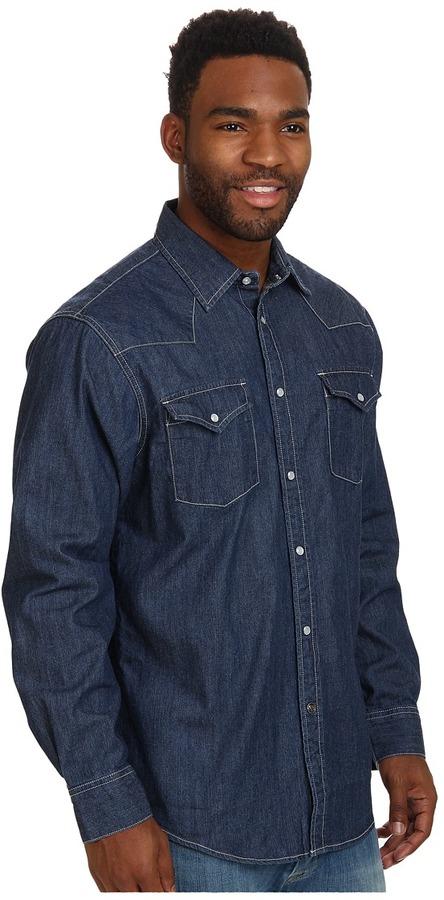 4905b305c9c Mountain Khakis Original Mountain Denim Shirt T Shirt