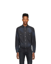 Diesel Navy Denim D Bandy B Shirt