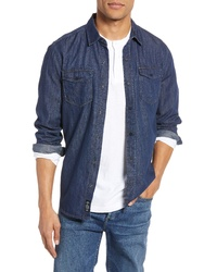 Mavi Jeans Rio Deep Brushed Denim Shirt