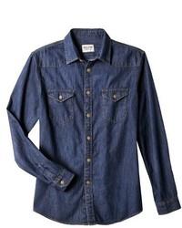 Mossimo Supply Co Denim Shirt