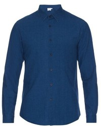 Sunspel Washed Cotton Shirt