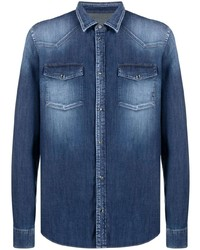 Dondup Western Denim Shirt