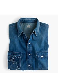 Chimala Western Denim Shirt
