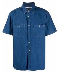Tommy Hilfiger Button Up Denim Shirt