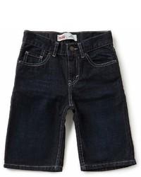 Levi's 505 Big Boys 8 20 5 Pocket Denim Shorts