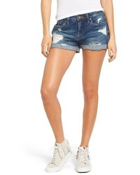 Blanknyc boyfriend denim shorts medium 6438688