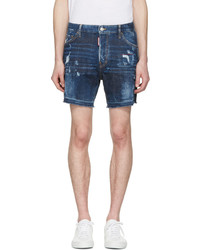 Blue square crotch shorts medium 1249910