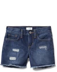 Old Navy Cut Off Denim Shorts For Girls
