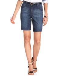 Tommy Hilfiger Denim Bermuda Shorts Only At Macys