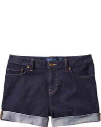 Patagonia Denim Short Dark Denim Shorts