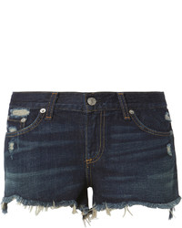 Rag & Bone Doris Cutoff Denim Shorts