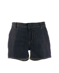 Dsquared2 Fitted Denim Shorts