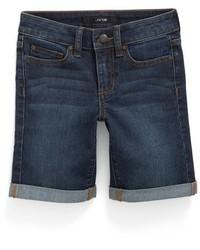 Joe's Jeans Joes Roll Cuff Denim Bermuda Shorts