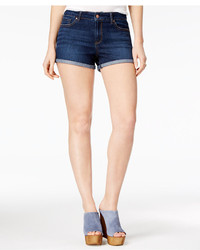 Jessica Simpson Juniors Forever Cuffed Denim Shorts