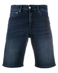 Calvin Klein Jeans Knee Length Denim Shorts