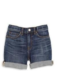 Burberry Little Girls Girls Denim Shorts