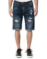 Buffalo David Bitton Parker X Denim Shorts