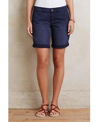 Pilcro Hyphen Bermuda Chino Shorts