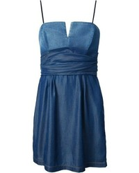 Diesel De Eva Denim Dress