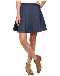 Roper 9633 5 Oz Denim Skater Skirt