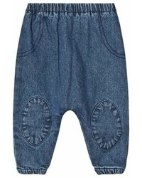 Tootsa Macginty Blue Denim Pants