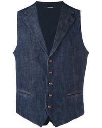 Denim waistcoat medium 4095384
