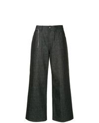 Marni Denim Wide Leg Trousers