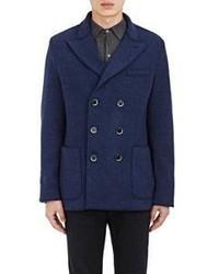 Barena Venezia Double Faced Sportcoat Blue Size Xs
