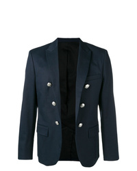 Balmain Button Embellished Blazer