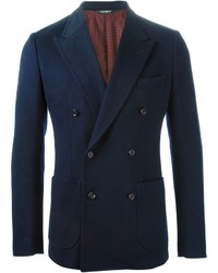 Dolce & Gabbana Classic Double Breasted Blazer