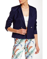 Maison Scotch Double Breasted Blazer
