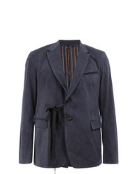 Double breasted blazer medium 8238850