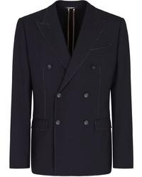 Dolce & Gabbana Double Breasted Cashmere Blazer