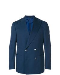Corneliani Double Breasted Jacket