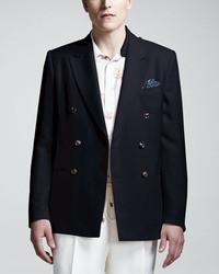 Maison Martin Margiela Double Breasted Sport Coat