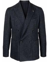 Tagliatore Double Breasted Tailored Blazer