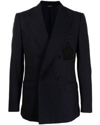 Dolce & Gabbana Peak Lapel Double Breasted Blazer