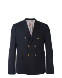 Thom Browne Short Double Breasted Blazer