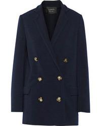 Lanvin Stretch Wool Jersey Blazer