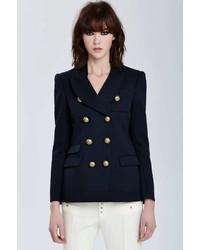 Balenciaga Vintage Crdoba Wool Blazer