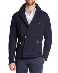 Polo Ralph Lauren Double Breasted Shawl Cardigan