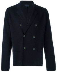 Lanvin Double Breasted V Neck Cardigan