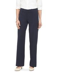 Merona Bi Stretch Twill Trouser Pant Classic Fit