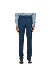 Ermenegildo Zegna Blue City Trousers