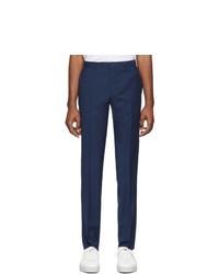 BOSS Blue Genius Slim Fit Trousers