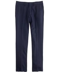 Bowery slim pant in wool medium 163906