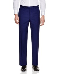 Canali Classic Fit Wool Trousers