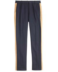 J.Crew Collection Gilded Tuxedo Pant